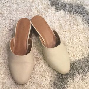 Universal Thread Nude Mules Size 9.5